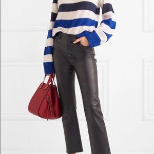 Rag & Bone Annika Crew Striped Cashmere Sweater